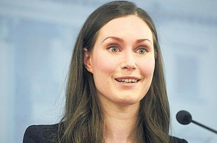 Finland PM Sanna Marin becomes worlds youngest PM - Sakshi