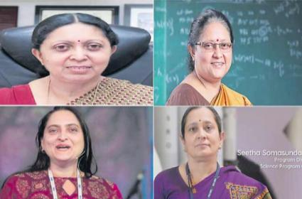 Professor Rohini Believes That Women Are More Likely To Advance In The Field Of Science - Sakshi