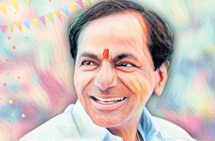 KCR Completed His Second Year As A Telangana CM - Sakshi
