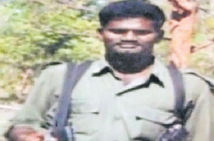 Maoist Party Leader Ravula Srinivas Died At Siddipet District - Sakshi