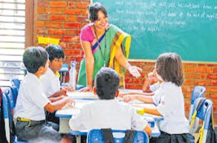 Telangana Model School Teachers Service Rules Released - Sakshi