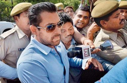 Bandra Police Received an Email About the Bomb at Salman Khan House - Sakshi
