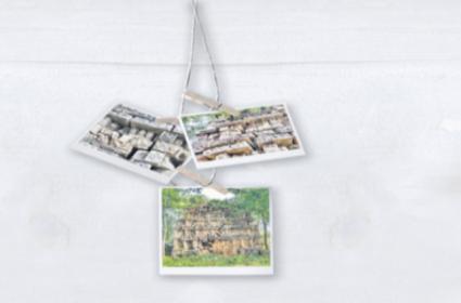 Temple Of Devunigutta Built In Angkor Wat Style Is In Ruins At Telangana - Sakshi