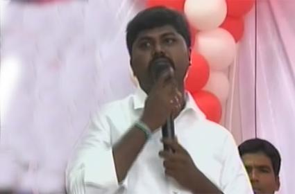 Raptadu Janasena Leader Controversial Comments On YSRCP - Sakshi