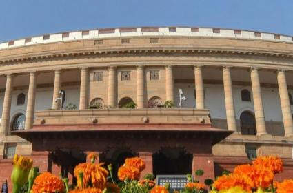 Congress Walkout From Lok Sabha Debate On Disha Accused Encounter - Sakshi