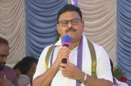 Ambati Rambabu Comments On Chandrababu In Amaravati - Sakshi
