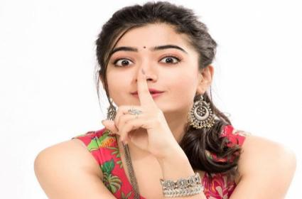 Actress Rashmika Mandanna Has Expressed That She Is Spreading Lies About Me - Sakshi