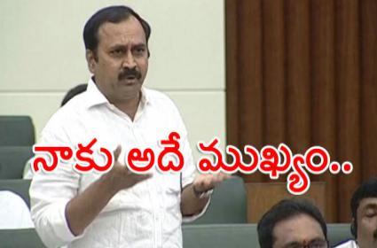 Alla Ramakrishna Reddy Supports Decentralization Bill in Assembly - Sakshi