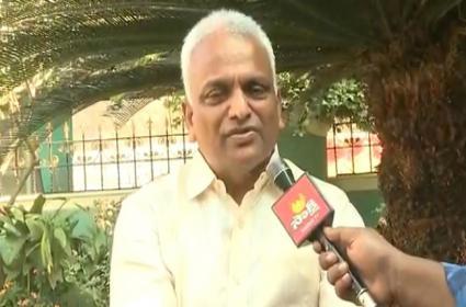 Puducherry Minister Malladi Krishna Rao Applause AP CM Jagan - Sakshi