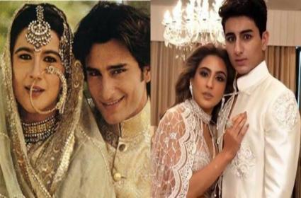 Saif Ali Khan Talks About His Divorce With Amrita Singh Worst thing in the world - Sakshi