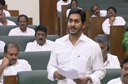 YS Jagan Speech In AP Assembly Over Council Issue - Sakshi