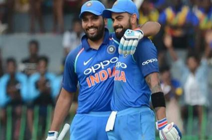 IND VS NZ 3rd T20: Rohit And Kohli Happy With Super Over Victory - Sakshi