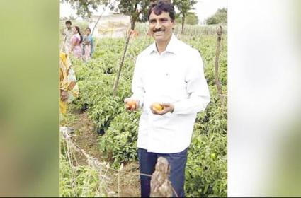 Popatrao Baguji Transformed His Drought Prone Village Wins Padma Shri - Sakshi