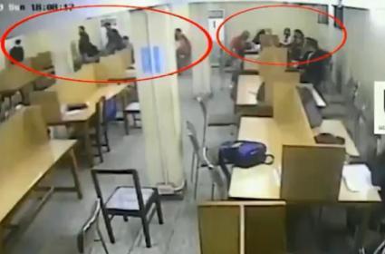 Amit Malviya Shares Jamia Video Says Rioters To Self Identify Themselves - Sakshi