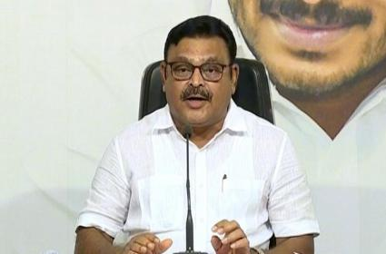 Chandrababu Not Giving Way To Ambulance: Ambati Rambabu - Sakshi