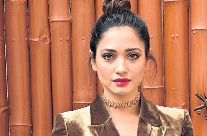 tamanna chit chat with fans on social media - Sakshi