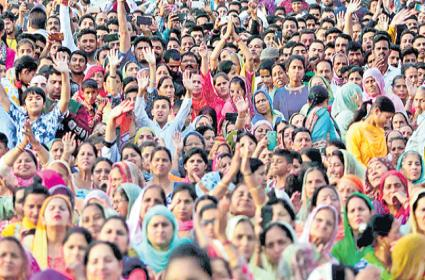 Telangana Government Ready For Census Population - Sakshi