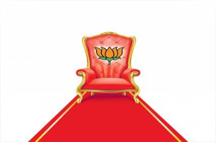 Competition For New BJP President Post In Telangana - Sakshi