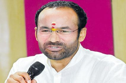 G Kishan Reddy Speaks Over Assembly Seats Of AP And TS - Sakshi