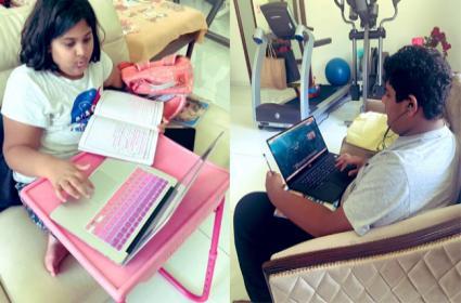 Corona Virus: KTR tweet On Online schooling during these testing times - Sakshi