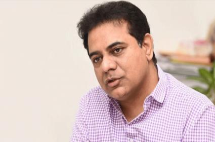 KTR Good News To Telangana People Over Corona - Sakshi