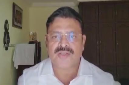 Ambati Rambabu Fires On Politics Over Coronavirus - Sakshi