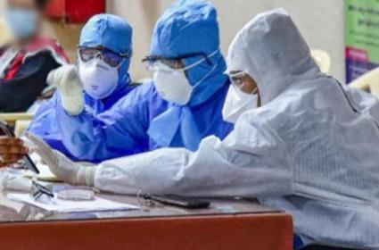 Insurance Scheme For Health Workers Fighting Coronavirus Approval Conditions - Sakshi