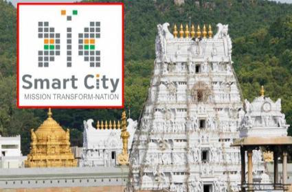 Coronavirus Control: Tirupati Top in Smart Cities in India - Sakshi