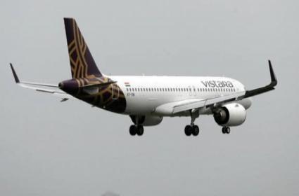 Coronavirus Patient Travelled Vistara Mumbai Goa flight On Janta Curfew Day - Sakshi