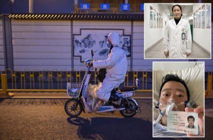 Corona Virus: Another Wuhan Doctor Missing - Sakshi