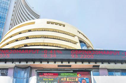 Weak start to a new fiscal year On 2020-21 - Sakshi