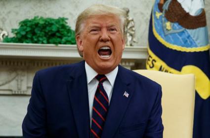 US President Trump Warning To Iran - Sakshi