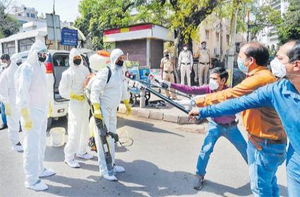 Coronavirus Positive Cases Increased By Tablighi Jamaat Prayer Meeting In Delhi - Sakshi