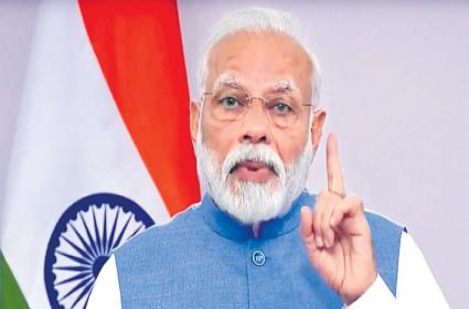 Prime Minister Narendra Modi video message to nation - Sakshi