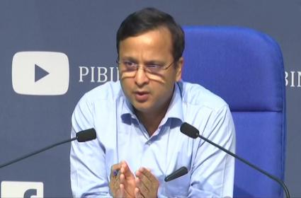 National Health Joint Secretary Lav Agarwal Releases Health Bulletin Over Coronavirus - Sakshi