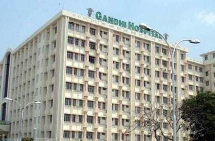 Gandhi Hospital Corona Nodal Incharge Doctor Raja Rao Interview - Sakshi