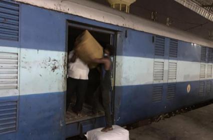 Indian Railways Introduces 109 Parcel Trains over 58 Routes - Sakshi