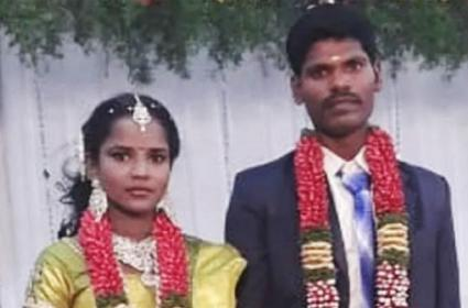 Couple Died With Chemical Mixing in Food Tamil nadu - Sakshi