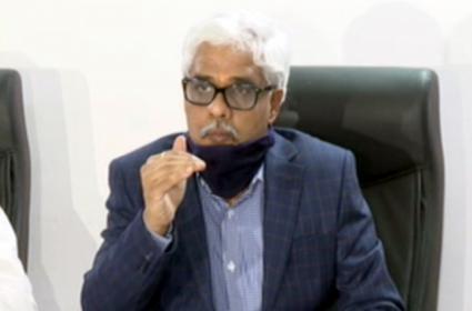 Andhra Pradesh Advocate General Sriram Comments On Nimmagadda Ramesh - Sakshi