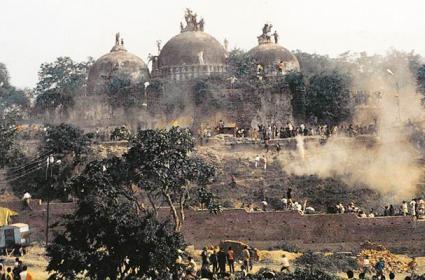 Special CBI court should close Babri Masjid demolition case Petitioner - Sakshi