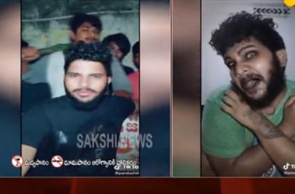 Vijayawada Gangwar Case Latest Update - Sakshi