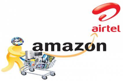 Amazon in talks to buy 2 billion dollars stake in Bharti Airtel - Sakshi