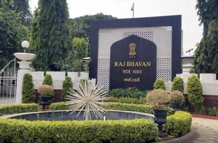 Raj Bhavan Staff Tested Corona Positive In Telangana  - Sakshi