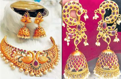 China occupies 60 percent of the rold gold jewelry market - Sakshi