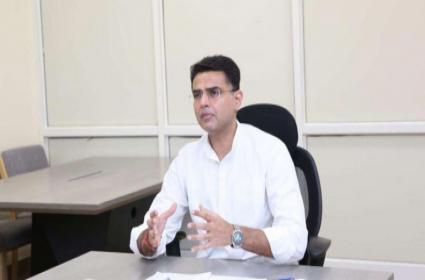 Sachin Pilot In Talks With BJP - Sakshi