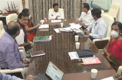 CM YS Jagan Review On Contract Employees Welfare In Andhra Pradesh - Sakshi