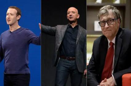 Evidence On Top Billionaires Self Made Tag - Sakshi
