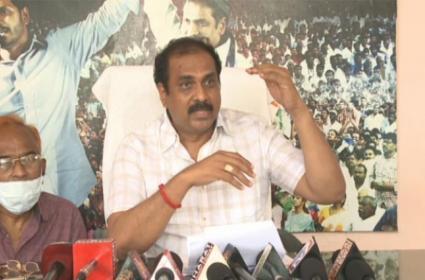 Minister Kurasala Kannababu Fires On Chandrababu - Sakshi