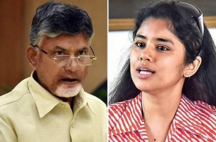 Sanchaita Gajapathi Raju Slams Chandrababu Hope He Believe Gender Equality - Sakshi