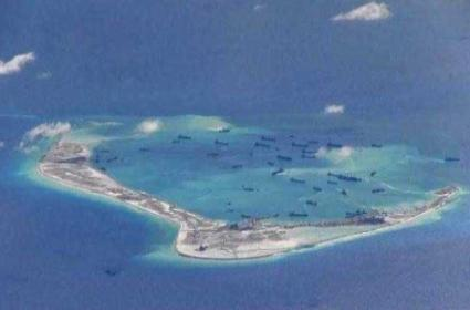 China Says US Accusations On South China Sea Are Unjustified - Sakshi